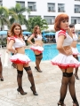 Ladyboy Water Volleyball  Contest 2015